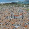 Sommer, Kathedrale, Gebäude, Firenze