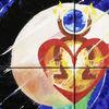 Malerei, Herz, Welt, Prophetie