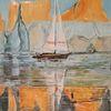 Speyer, Heinz, Malerei, Arktis