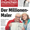Coverstory hallo münchen, The million painter, Einskommafuenfmoimuenchner, Portrait