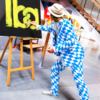 The million painter, Freude, Der millionen maler, Action painting