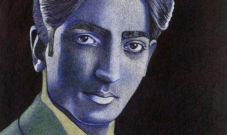 Freiheit, Jiddu, Krishnamurti, Mischtechnik