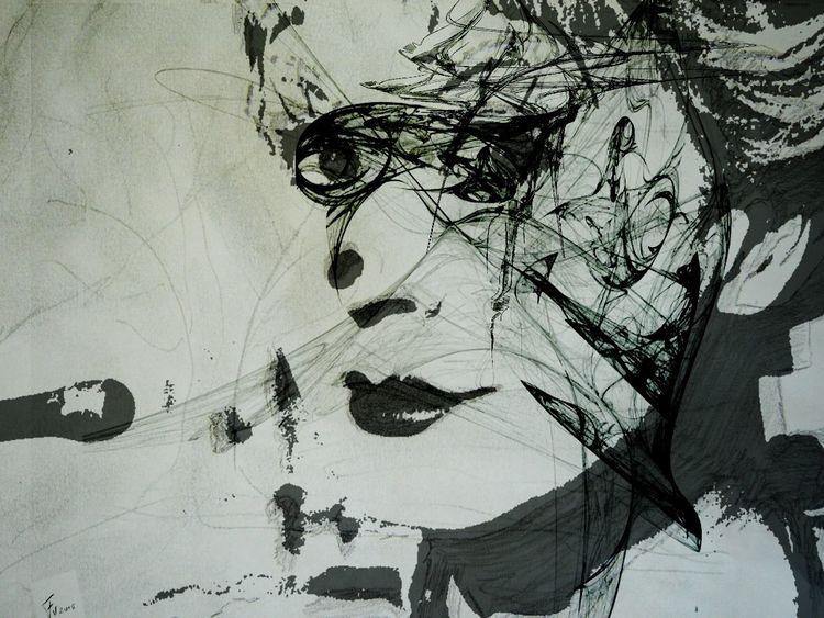 Portrait, Film, Mischtechnik
