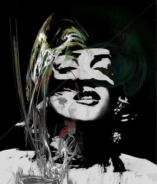 Digitale kunst, Monroe