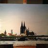 Realismus, Ölmalerei, Gemälde, Köln