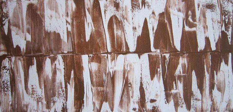 Malerei, Nachmittag, Schokolade