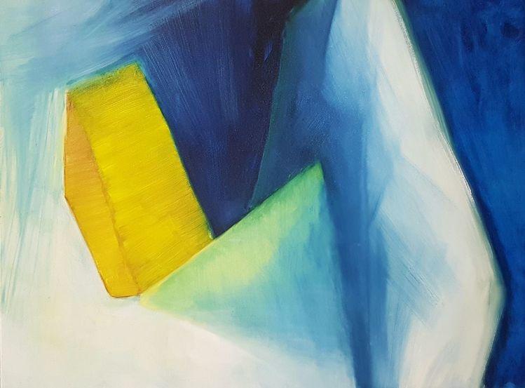 Geometrie, Geometrische formen, Malerei, Abstrakt, 2017