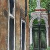 Venedig, Gasse, Meer, Adria