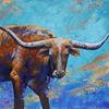 Ölmalerei, Gemälde, Türkis, Malerei