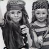 Freundin, Portrait, Bleistiftzeichnung, Pirat