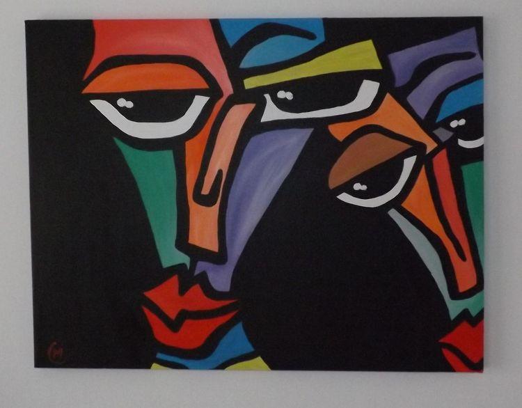 Religiöse glasmalerei, Gerahmte gemälde, Spiritualität kunst, Gerahmte kunst, Gestreckt leinwände, Klassizismus