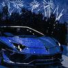 Sportwagen, Lamborghini, Aventador, Auto