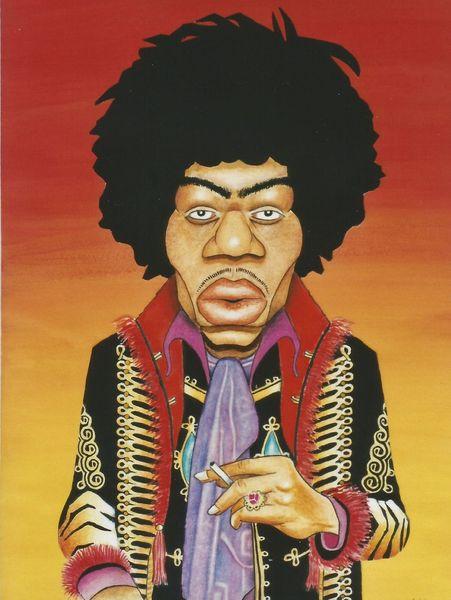 Jimi Hendrix - Stimmen Der Welt