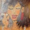 Weiblichkeit, Rauchen, Besinnlichkeit, Reiz