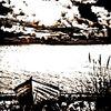 Landschaft - Landschaft abstrakt digital