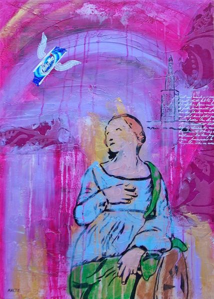 Michael koslar, Artcologne, Malerei, Urlaub,