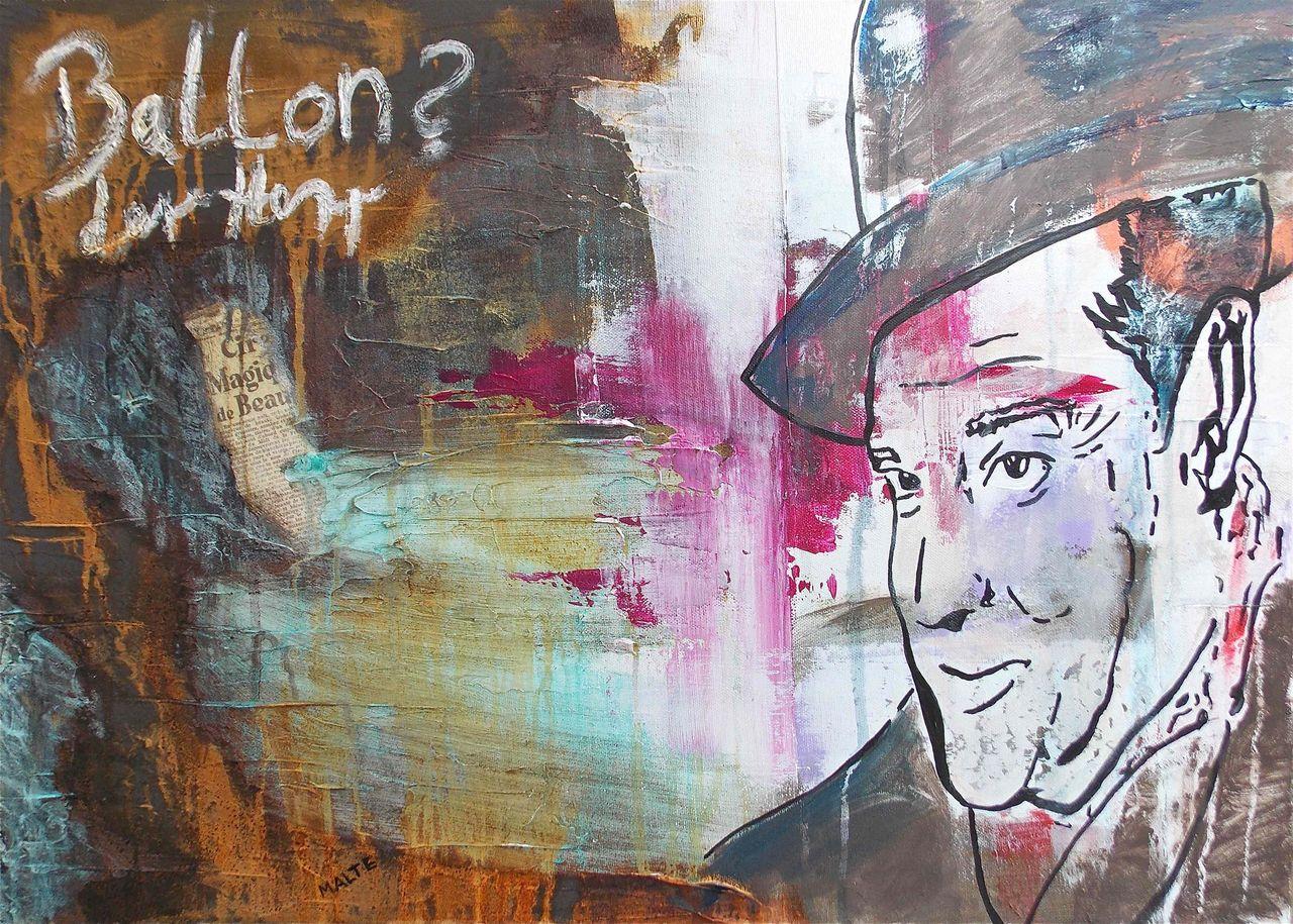 Image: Neo pop art, Michael koslar, Artcologne, Köln von Malte ...