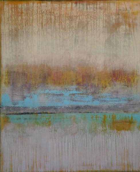Abstrakt, Mischtechnik, Acrylmalerei, Malerei