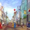 Kasyanov, Ölmalerei, Spaziergang, Spaziergang durch recklinghausen