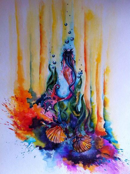 Malerei, Aufstieg