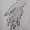 Hand, Zeichnung, Vertrauen, Zeichnungen