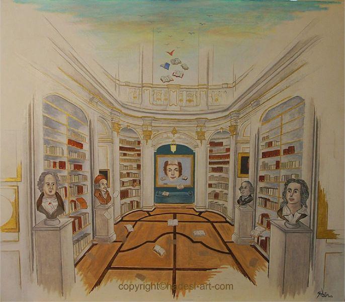 Hades, Leben, Herder, Hadesl, Annaamalia, Bibliothek