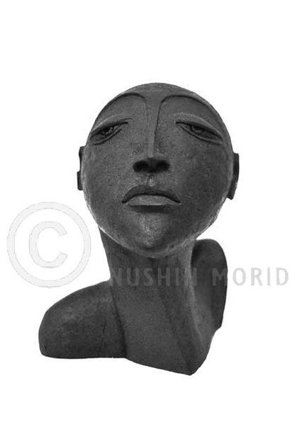 Skulptur, Ton, Kopf, Plastik