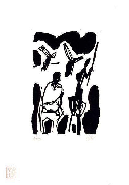 Literatur, Quijote, Klassiker, Don quijote, Sancho panza, Miguel de cervantes