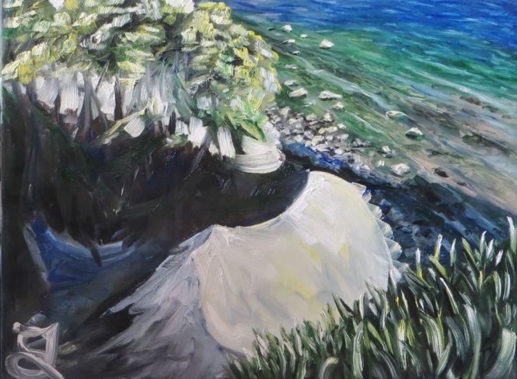 Küste, Malerei