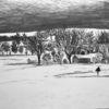 Schnee, Feld, Wald, Heimat