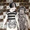 Kinder blumen würfel, Malerei, Abstrakt, Kind