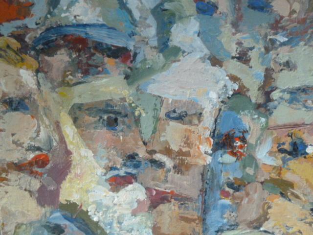Menschen, Weltanschauung, Breite masse, Blickwinkel, Malerei