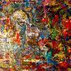 Fantasie, Abstrakt, Bunt, Malerei