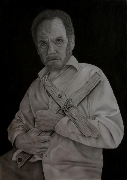 Zeichnung, Portrait, Menschen, Zeichnungen
