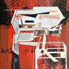 Acrylmalerei, Metaphysisch, Avantgarde, Technologie