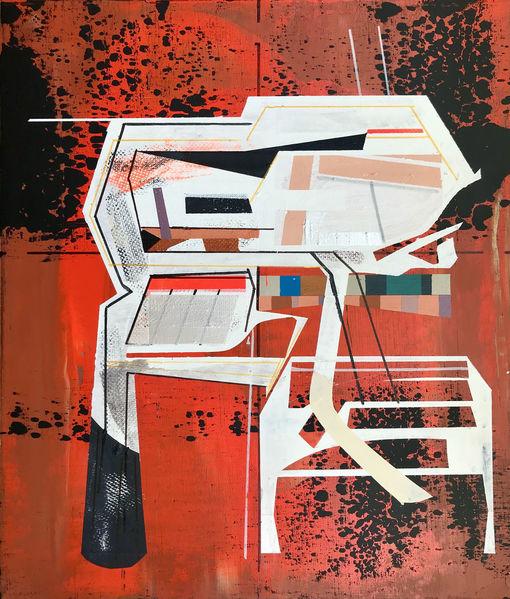 Technologie, Acrylmalerei, Metaphysisch, Avantgarde, Malerei, Europa