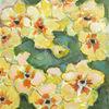 Acrylmalerei, Stillleben, Malerei, Blumen