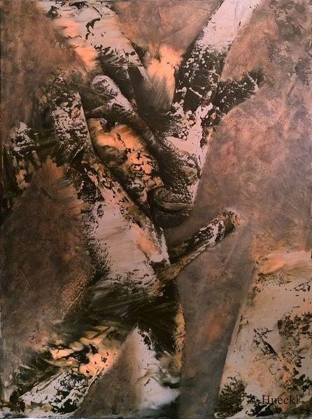 Kampf, Ziegen, Titan, Pinnwand