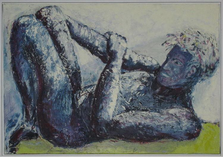 Abstrakt, 2014, Acrylmalerei, Malerei,