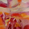 Orange gelb, Rot, Hitze, Malerei
