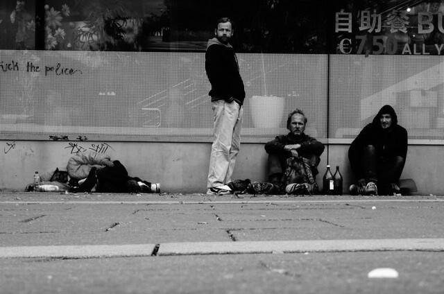 Gesellschaft, Straße, Fotografie