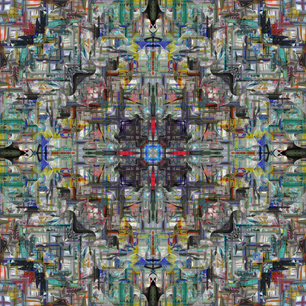 Verzierung, Fantasie, Quadrat, Digitale kunst