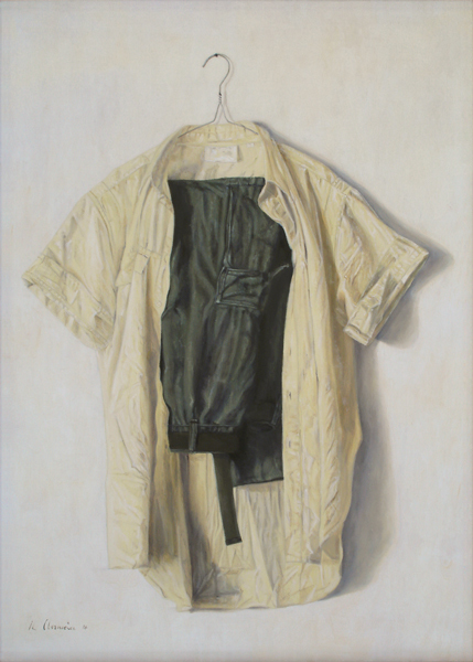 Hose, Malerei, Hemd, Shirt