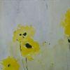 Schnell, Blumen, Aquarell,