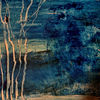Landschaft, Abstrakt, Steinpapier, Fantasie