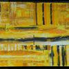 Schwarz, Abstrakt, Malerei