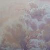 Himmel, Rosa, Lila, Wolken