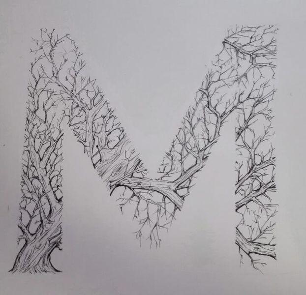 Zeichnung, Schwarz, Typografie, Baum, Zeichnungen