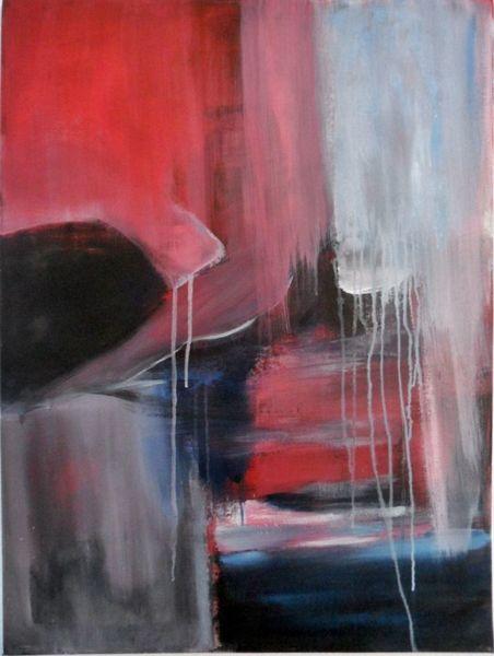 Bild: Abstrakte malerei, Moderne malerei, Abstrakte kunst ...