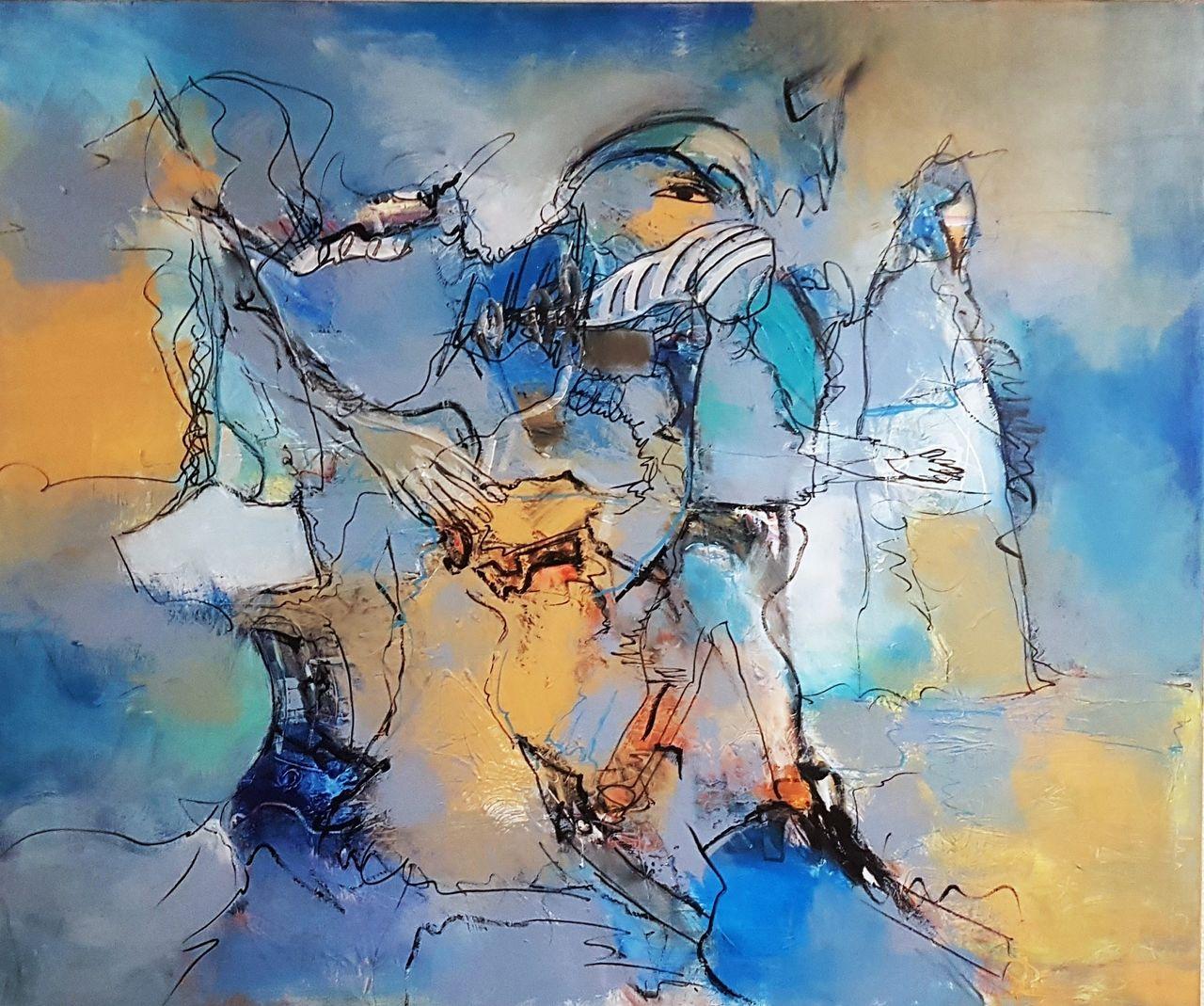 Bild Moderne Malerei Moderne Kunst Abstrakte Malerei